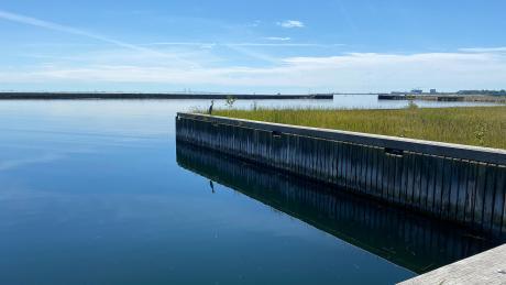 Nyt rekreativt område er åbnet i København