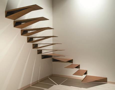 Sv vende italiener p trapperne for Tipos de escaleras arquitectura